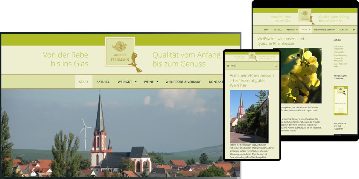 Weingut Feldmann, Armsheim