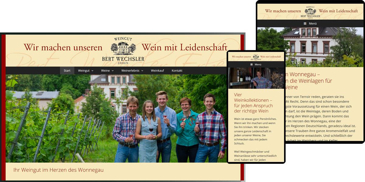 Wechslerwein, Osthofen