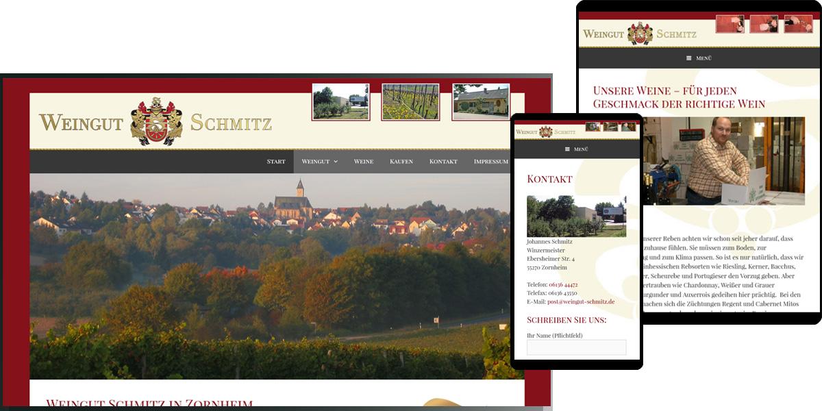 Weingut Schmitz, Zornheim