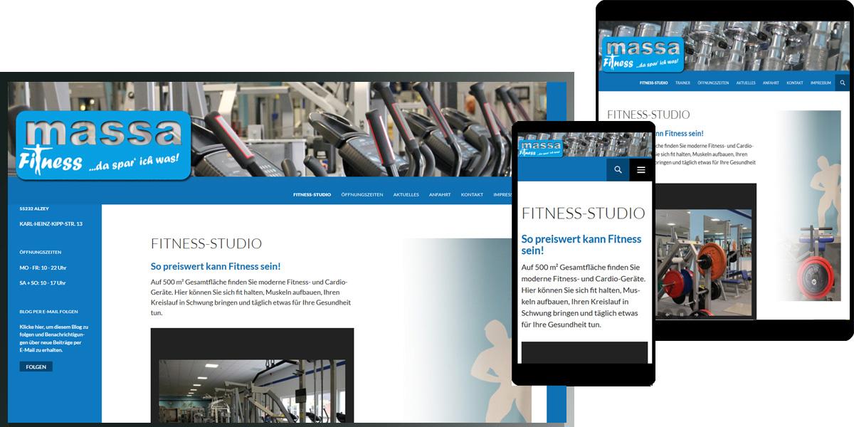 Massa Fitness Alzey