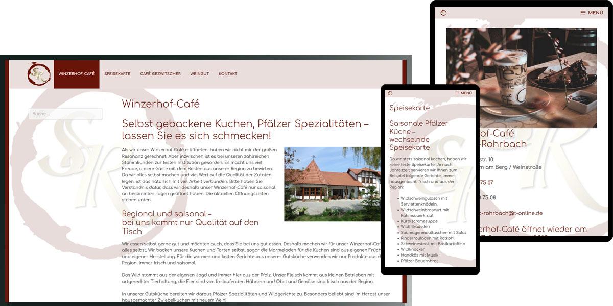 Winzerhofcafe Schlipp-Rohrbach